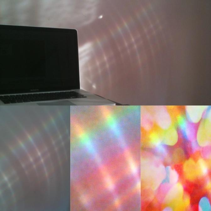 Image-Sampling: Sun Rays