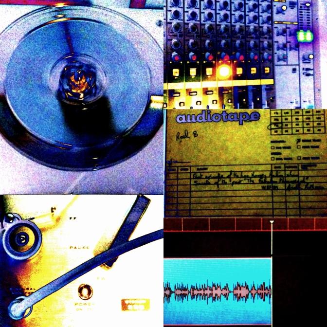 Audio Work- 1/21/12