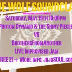 LONE WOLF SOUNDCLASH- Saturday- 5/19