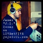 "LIVEatFIVE featuring James ""J.High."" Issac"