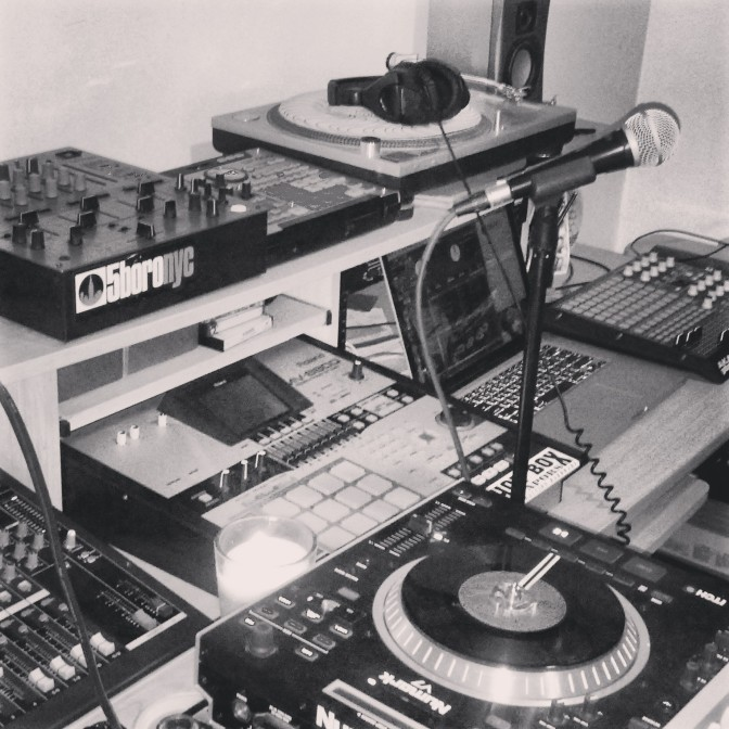 3/11/13-Spread the JAM: RG and DJ jojoSOUL- Journey Through Genres