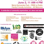 Spread the word! Official Flyer for BOS'13 Community Day