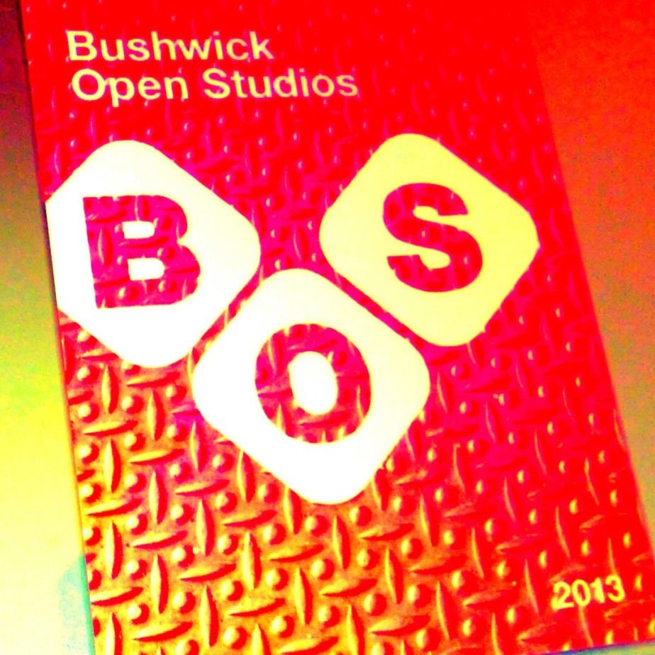 Sunday, June 2: Bushwick Open Studios CommunityDay!