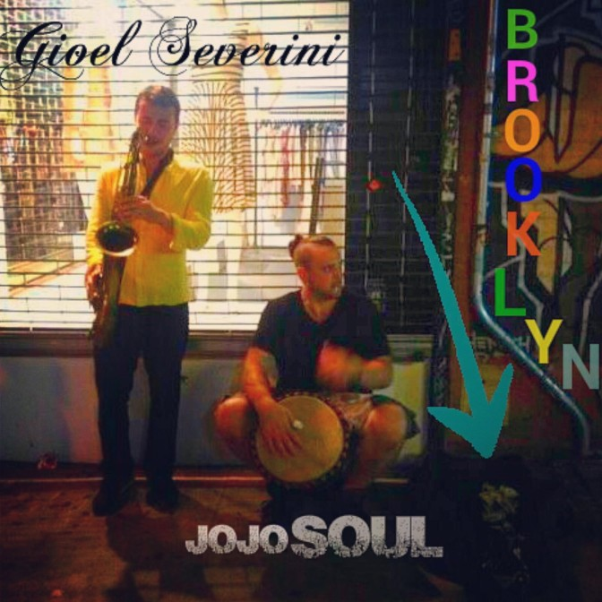 Gioel Severini and jojoSOUL: LIVE Duo Grooves in NYC