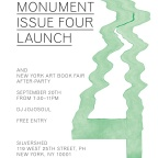 Paper Monument Number Four Launch Party