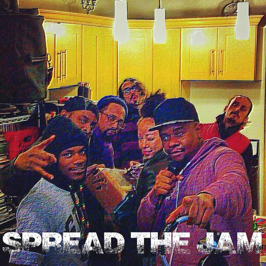 SpreadtheJAM: Ghetto Hors D'OeuvresPre-Jam