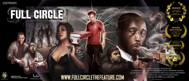 """Full Circle"" Film Screening and Afterparty"