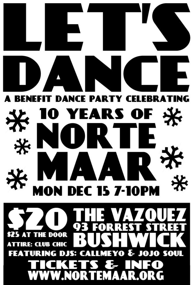 12/15/14- Let's Dance at The Vazquez