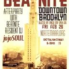 2/26/16: BeatNite Downtown Brooklyn