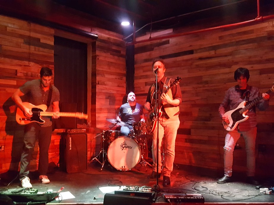 1/15/18- Marc Smith and Band LIVE at Pine Box RockShop